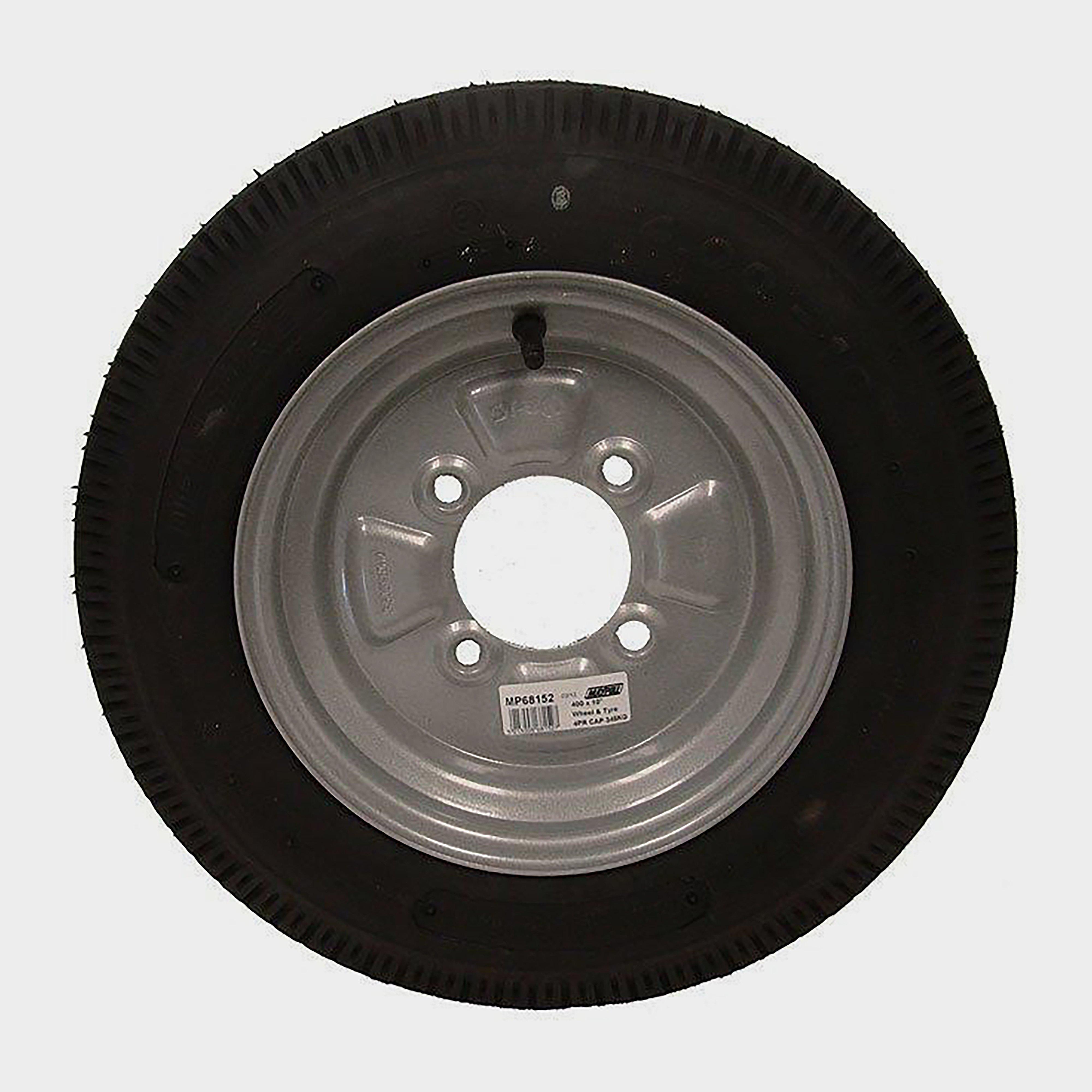 Maypole Spare Wheel For Mp6815 Trailer - Black, Black