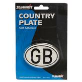 GB Country Plate