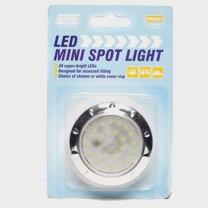 MAYPOLE 12/24V LED Recessed Interior Spotlight