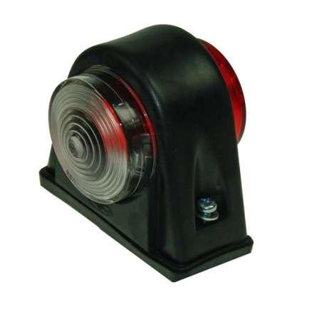 MAYPOLE 12/24v Rubber Side Marker Lamp