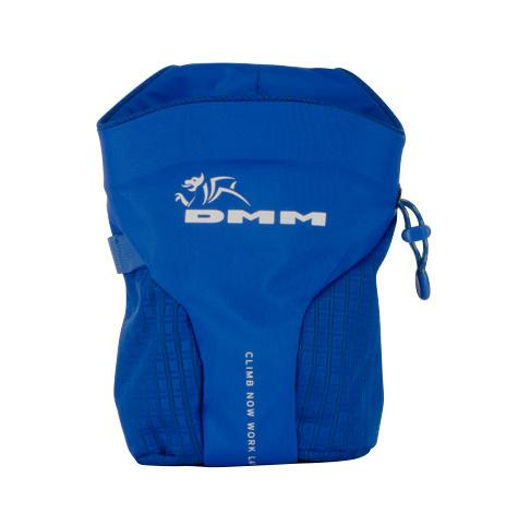 dmm Dmm Trad Chalk Bag - Blue, Blue
