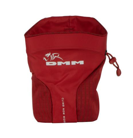 dmm Dmm Trad Chalk Bag - Red, Red
