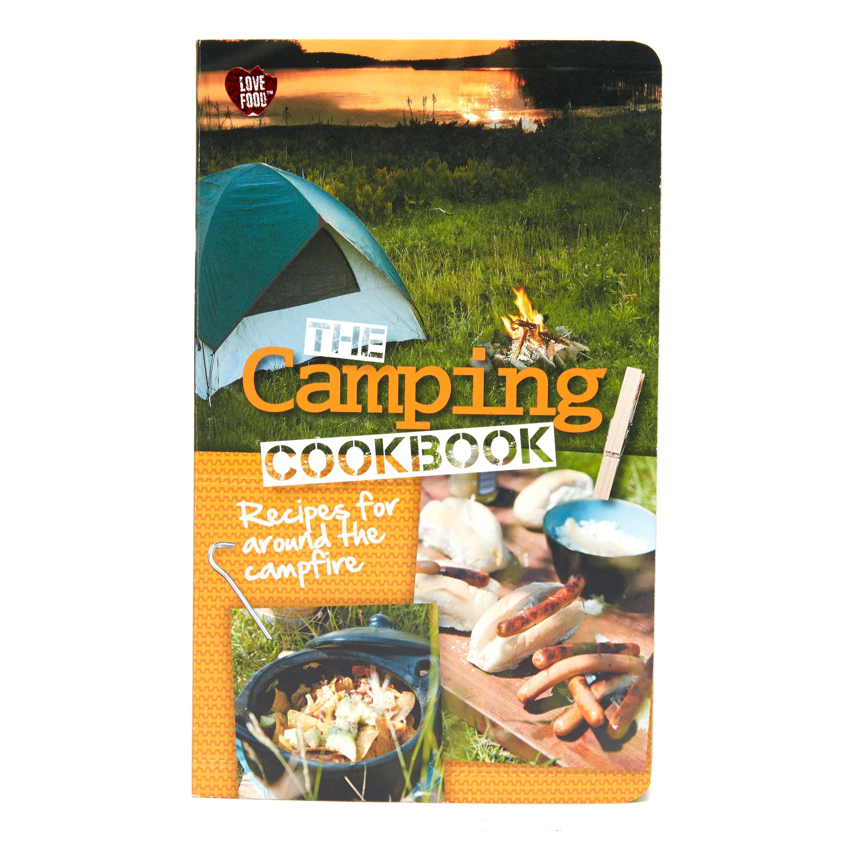 PARRAGON The Camping Cookbook