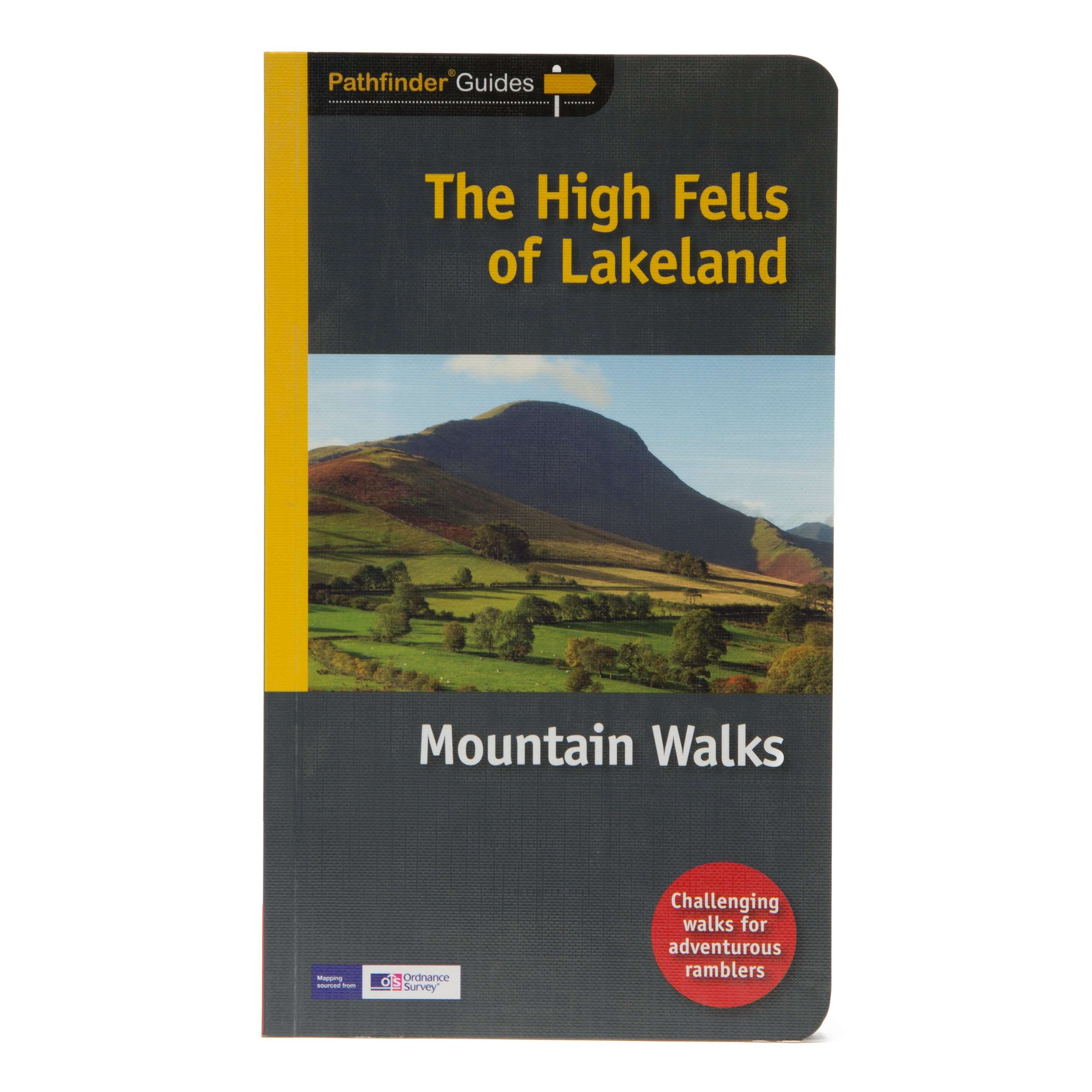 PATHFINDER The High Fells of Lakeland Guide