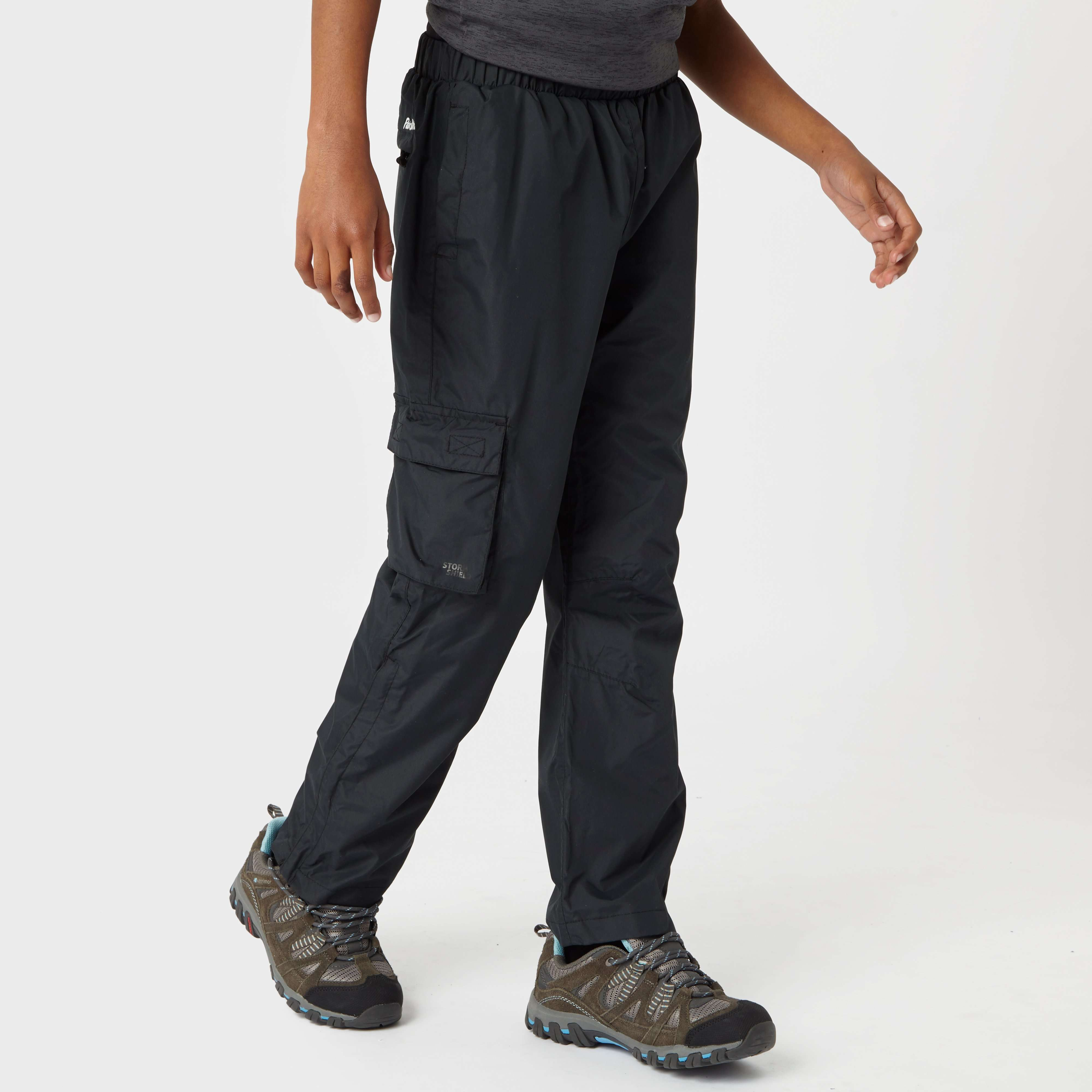 PETER STORM Kids' Unisex Storm Waterproof Trousers