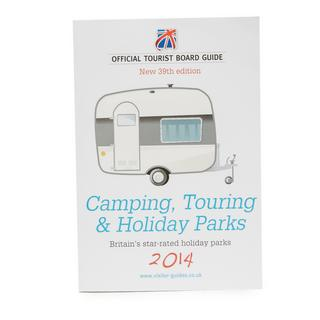 Camping, Touring And Holiday Parks Guide Book