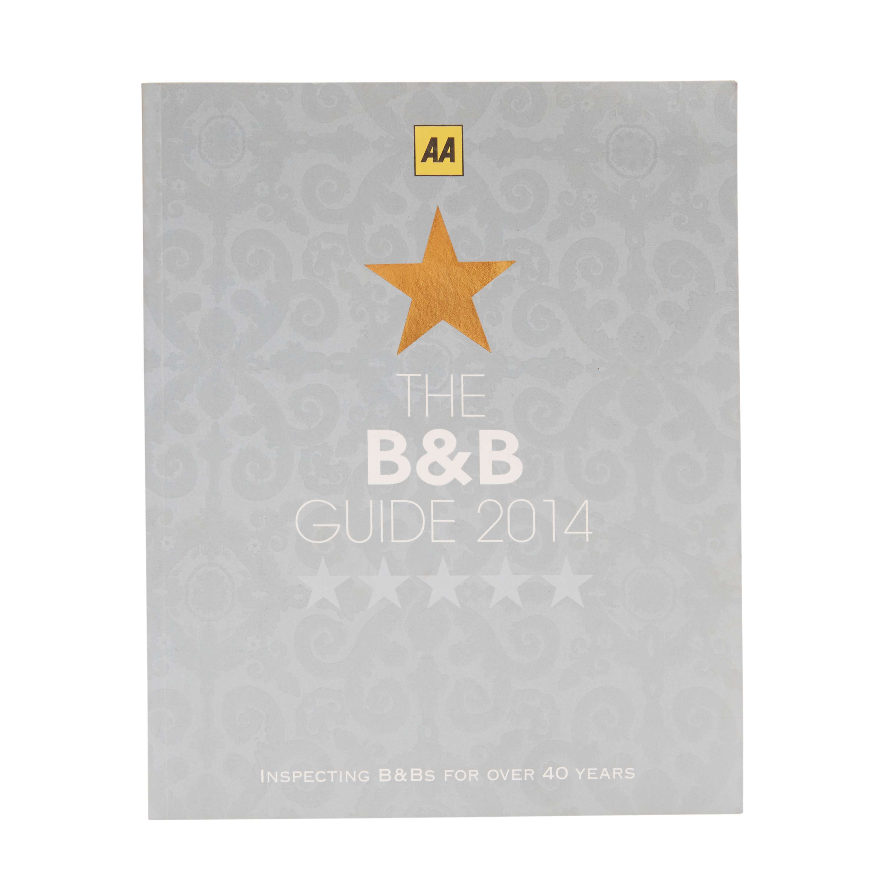 AA Bed & Breakfast Guide 2014
