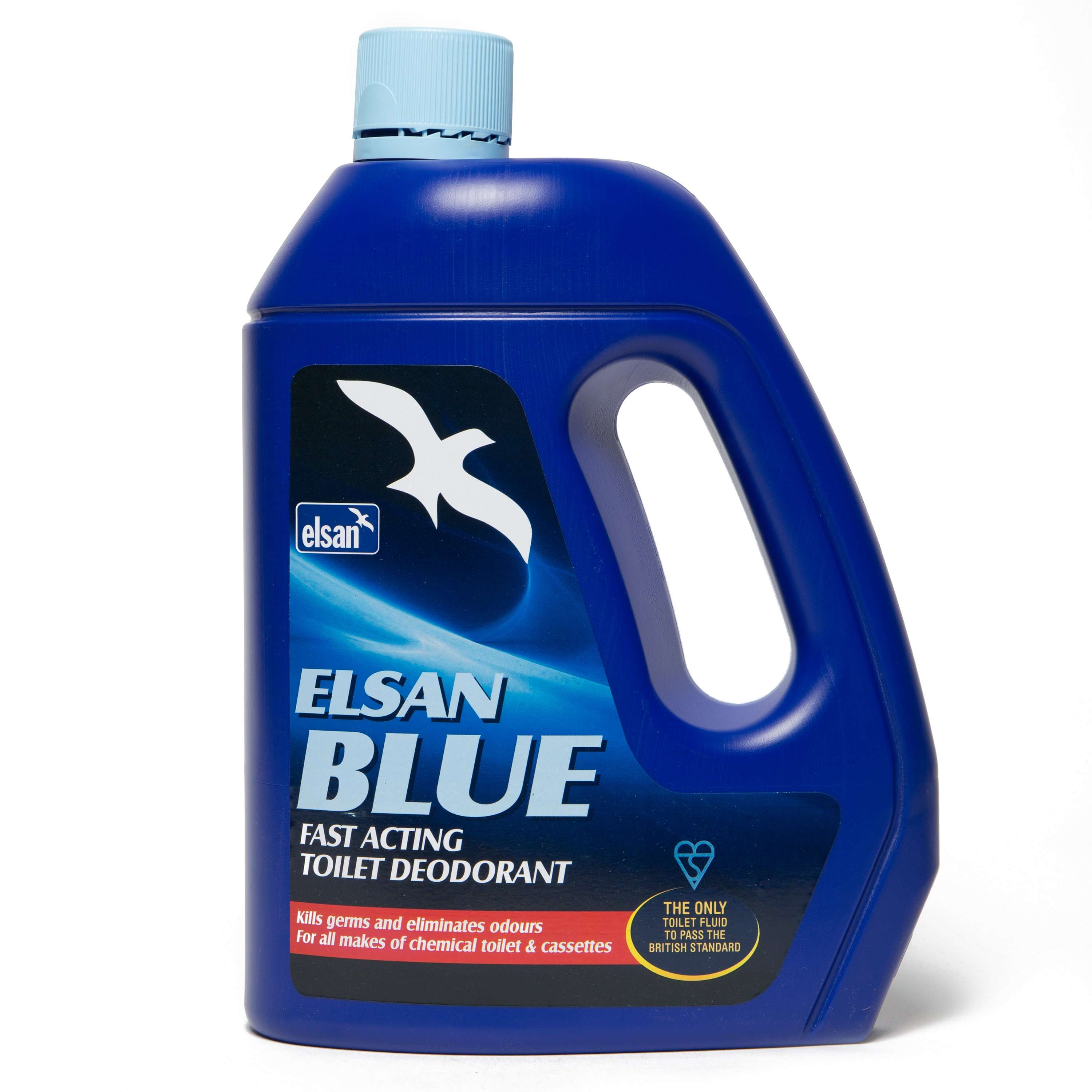 ELSAN 4L Blue Toilet Fluid