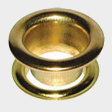 Gold W4 Brass Eyelets 10 Pack
