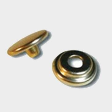 Silver W4 Awning Skirt Studs & Poppers