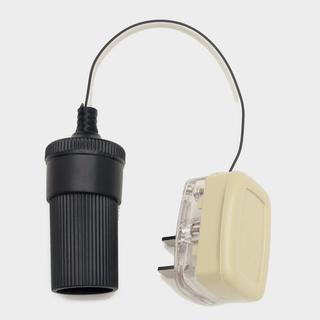 Adapt It 12v Cigar Socket to Clipsal Style 2-Pin Plug