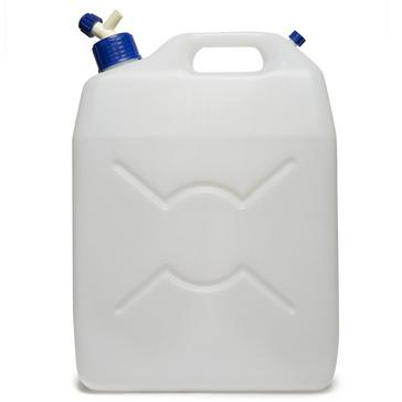 WHITE FPS 25 Litre Jerry Can Tap