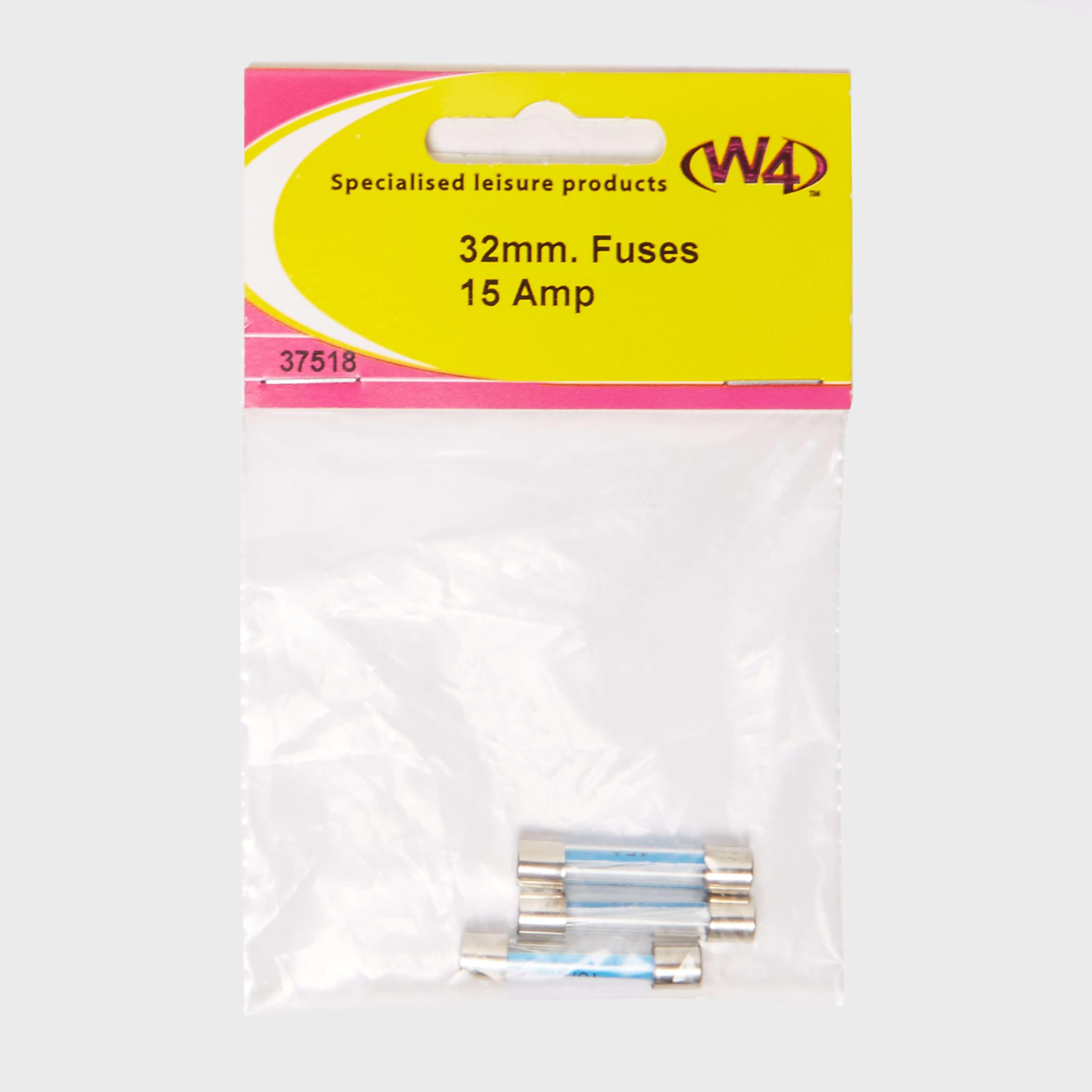 W4 15 Amp 30mm Fuse