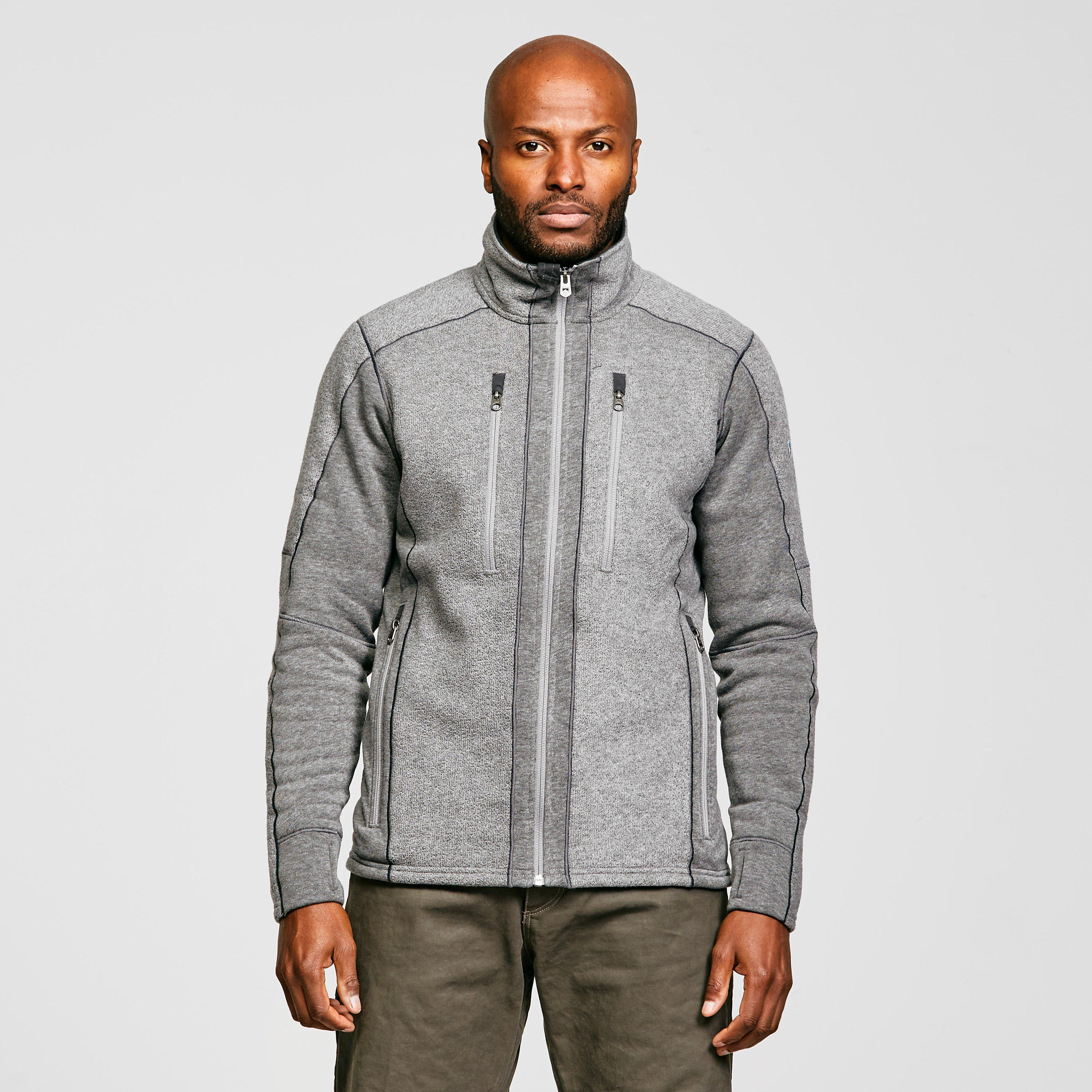 Kuhl Kuhl Mens Interceptr Fleece Jacket - Grey, Grey