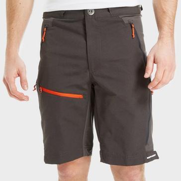 Dark Grey Berghaus Men's Baggy Shorts