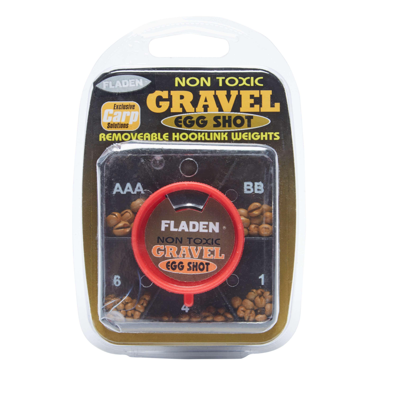 FLADEN Non-Toxic Gravel Egg Shot
