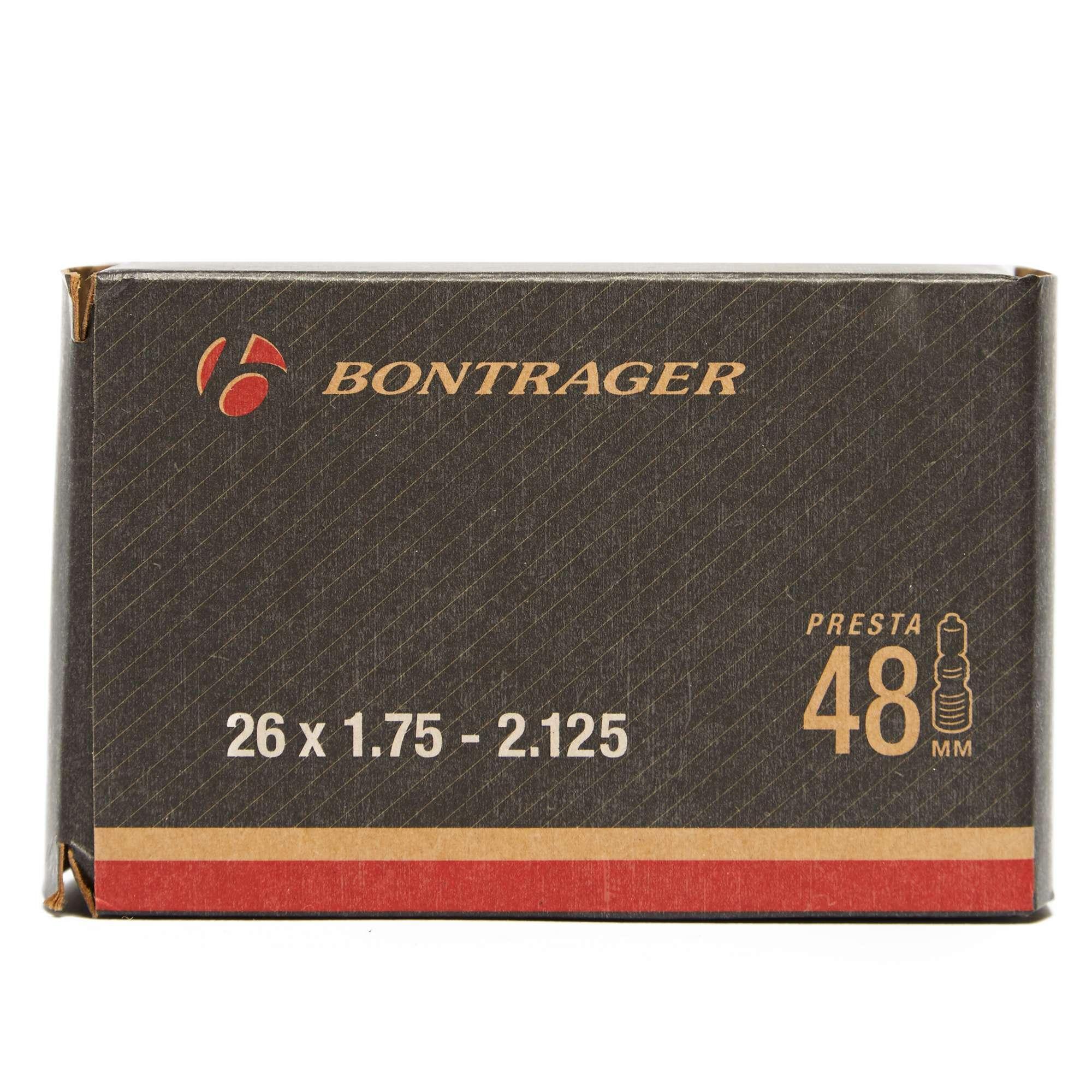"""BONTRAGER Standard Rubber Tubes 26"""" x 1.75-2.125"""