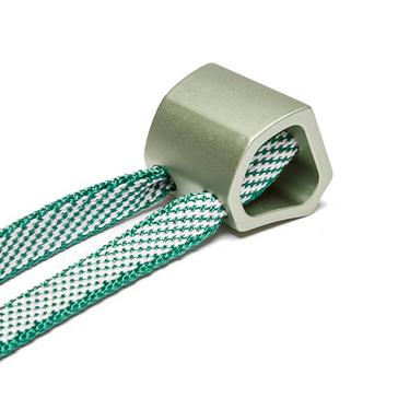 Green WILD COUNTRY Rockcentric on Dyneema Size 5