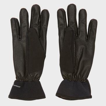 Black Sealskinz Sea Leopard Gloves