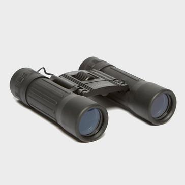 Black Eurohike 10 x 25 Binoculars