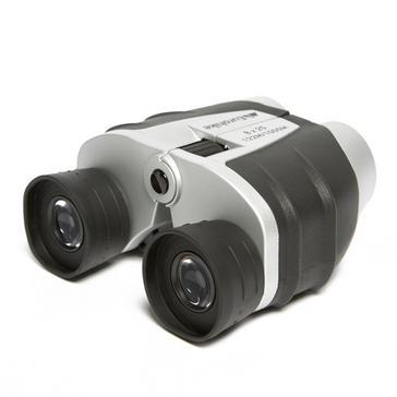Black Eurohike 8 x 25 Binoculars