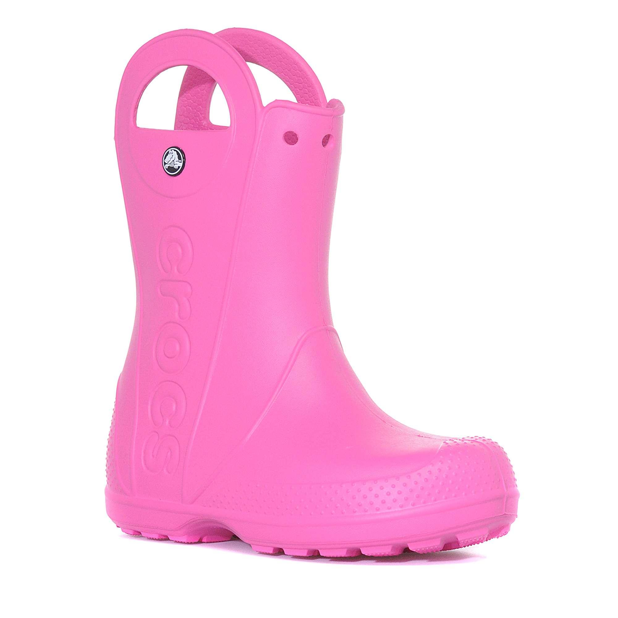 CROCS Girls' Handle It Rain Boot
