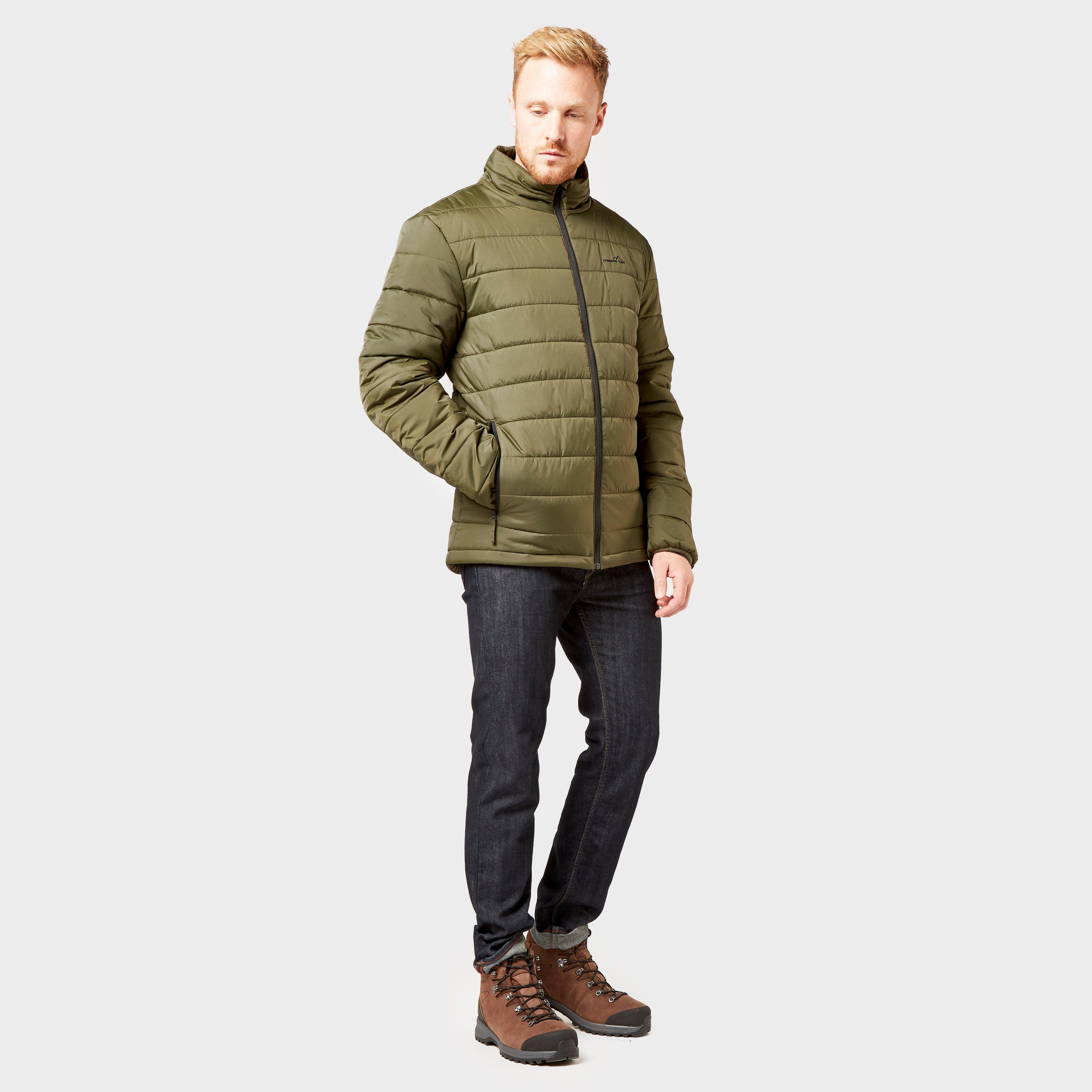 New Freedom Trail Men's Blisco Insulated Jacket