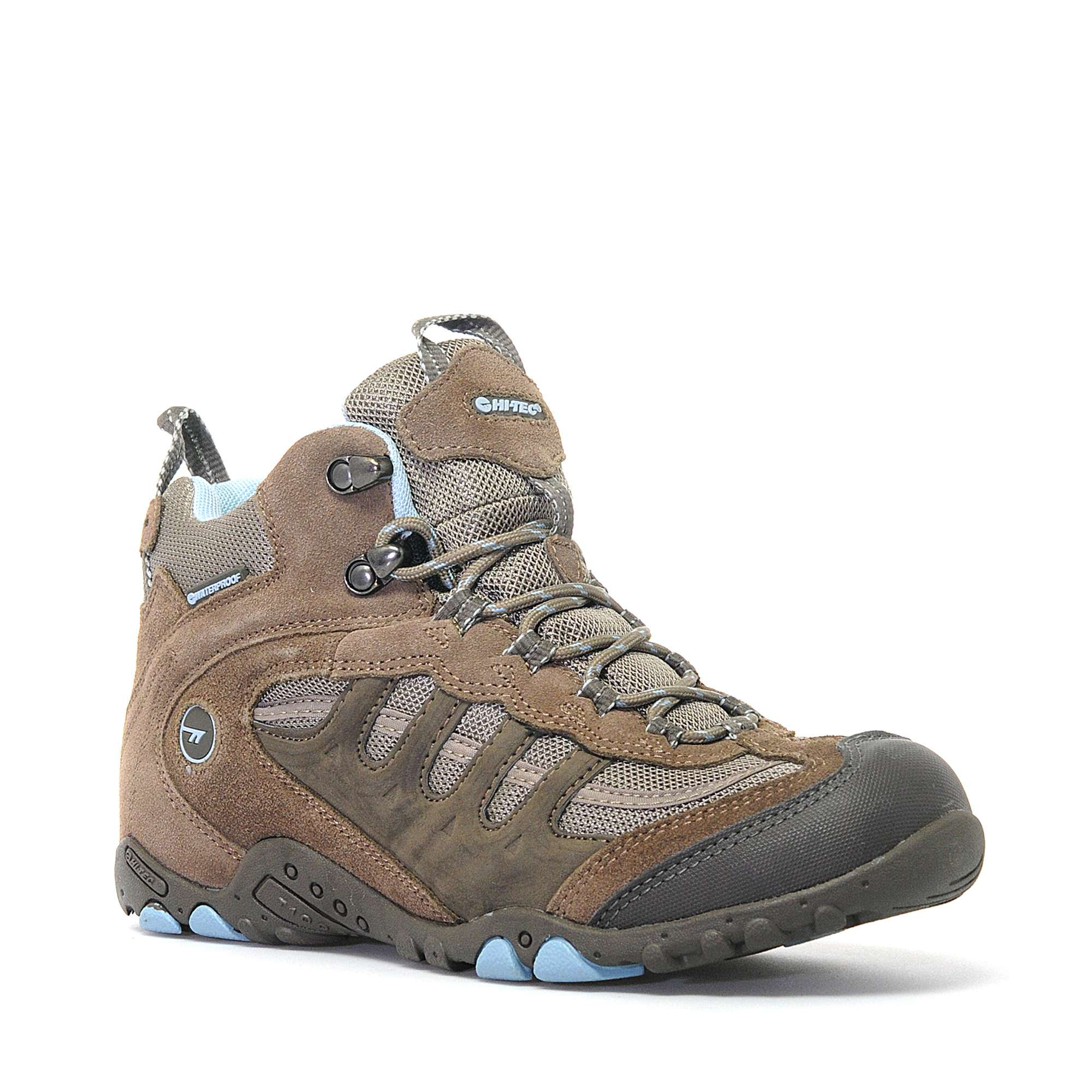 HI TEC Women's Penrith Mid Walking Boots
