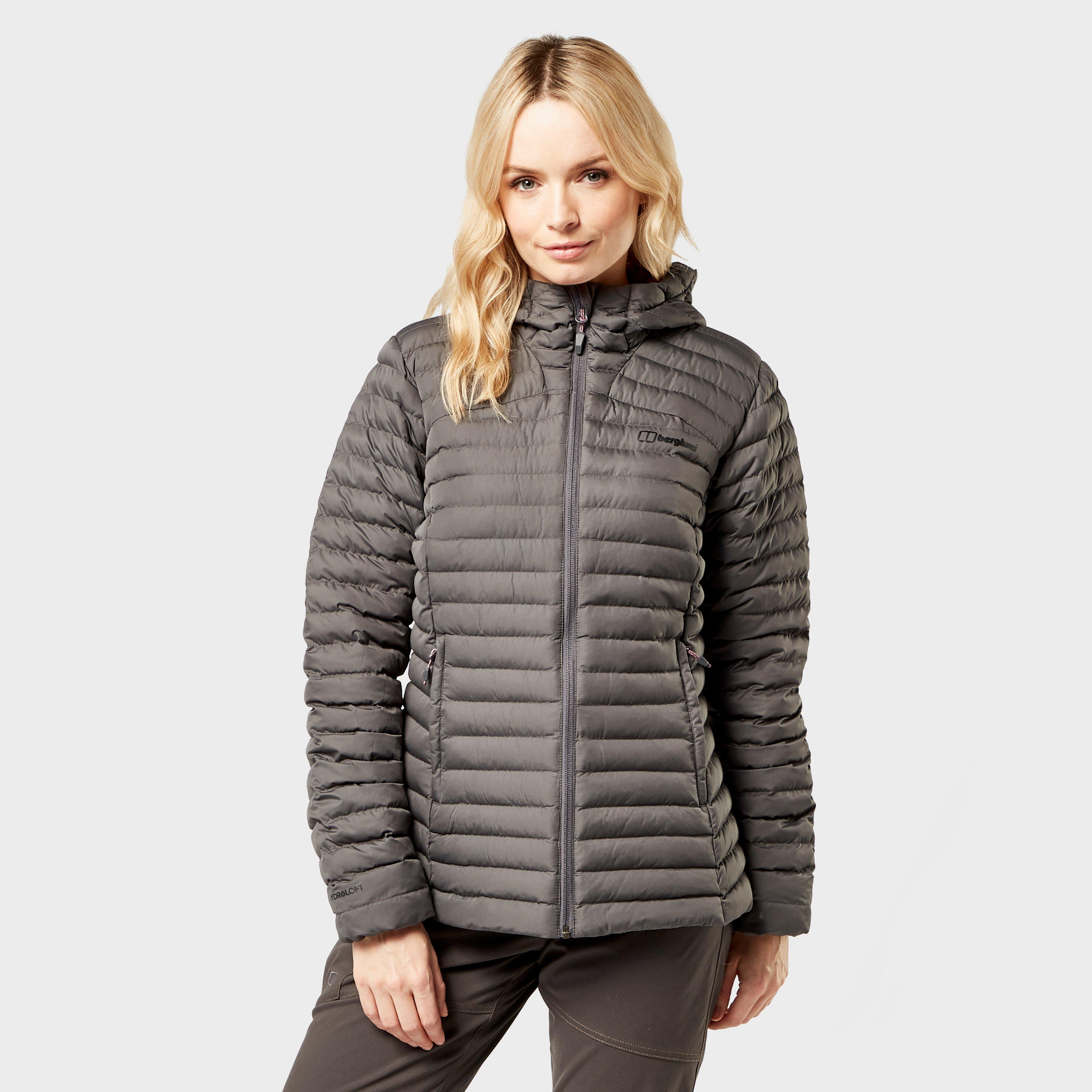 Berghaus Women's Nula Jacket - Grey, Grey