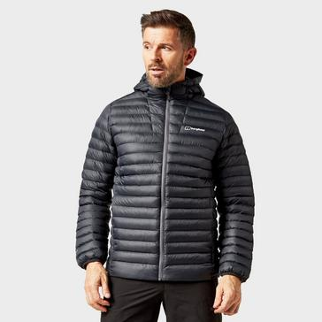 Black Berghaus Men's Claggan Insulated Jacket