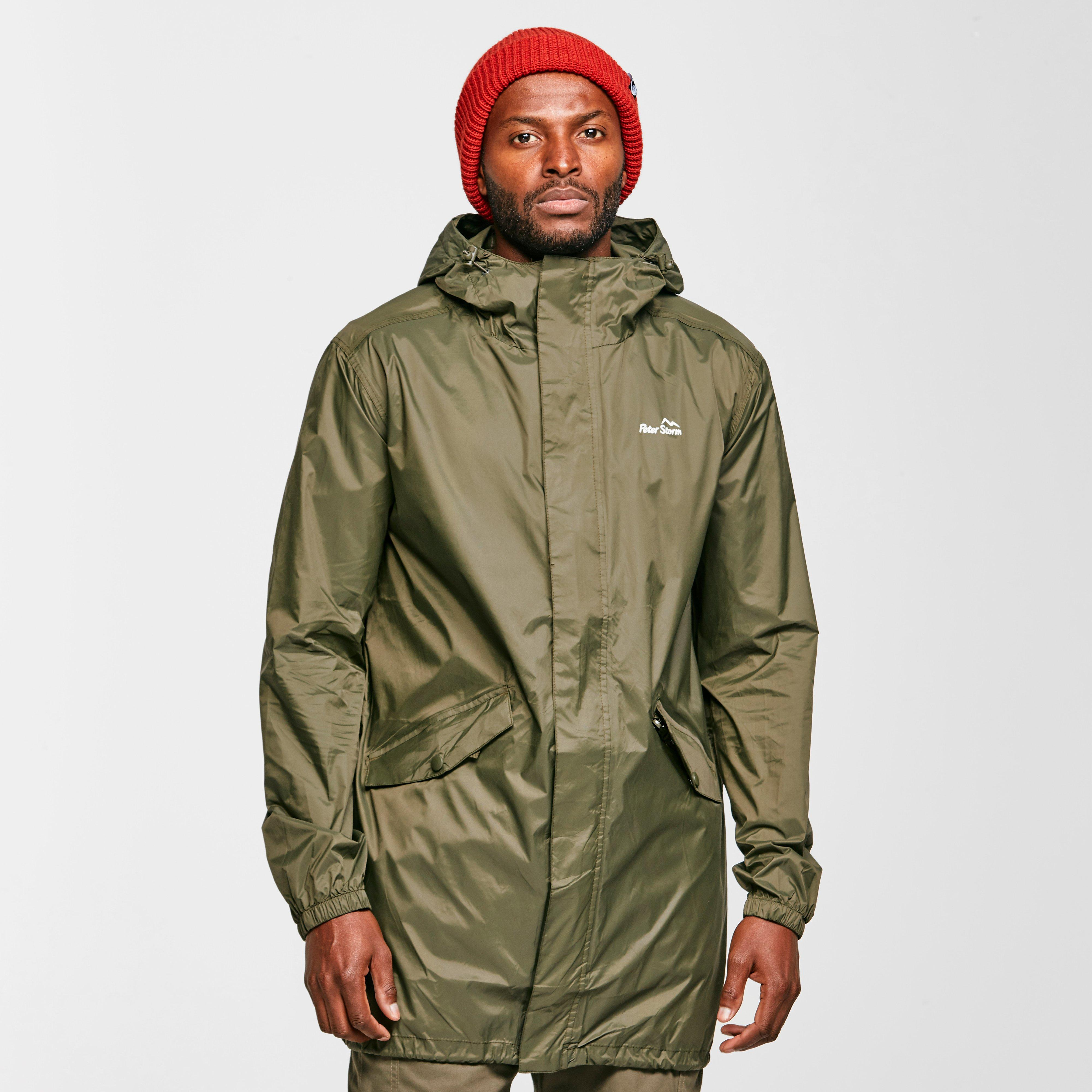 sophisticated technologies top style new collection Men's Waterproof Parka In A Pack