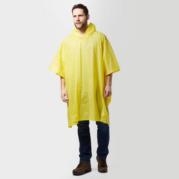 Yellow Peter Storm Poncho
