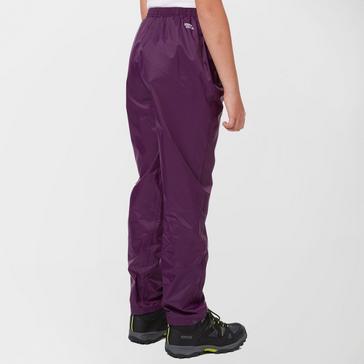 Purple Peter Storm Girls' Packable Pants