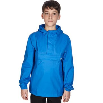 a02839610f Blue PETER STORM Kids  Packable Cagoule ...