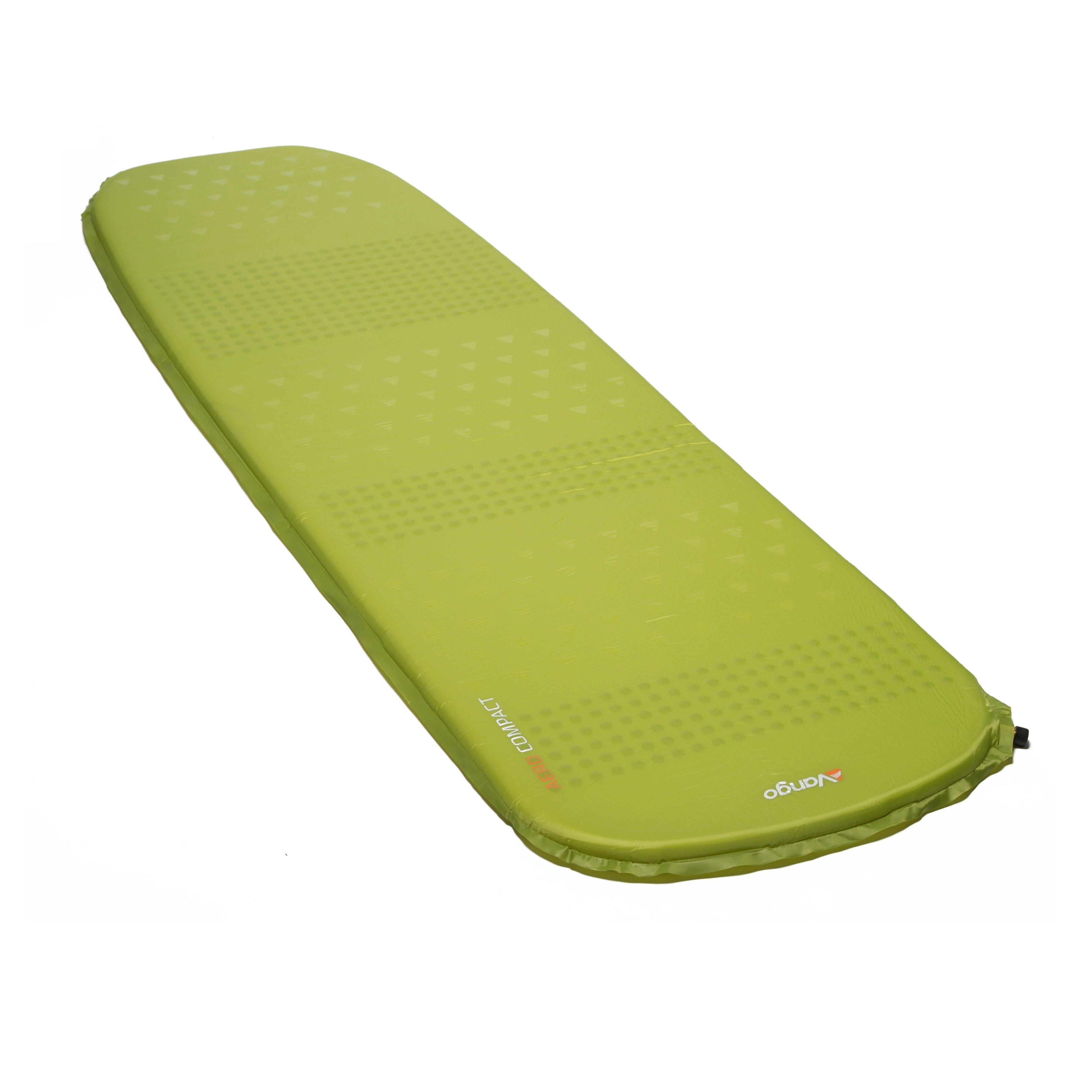 Vango Aero 3cm Compact Sleeping Mat Green Bear Grylls Uk 163 28 00