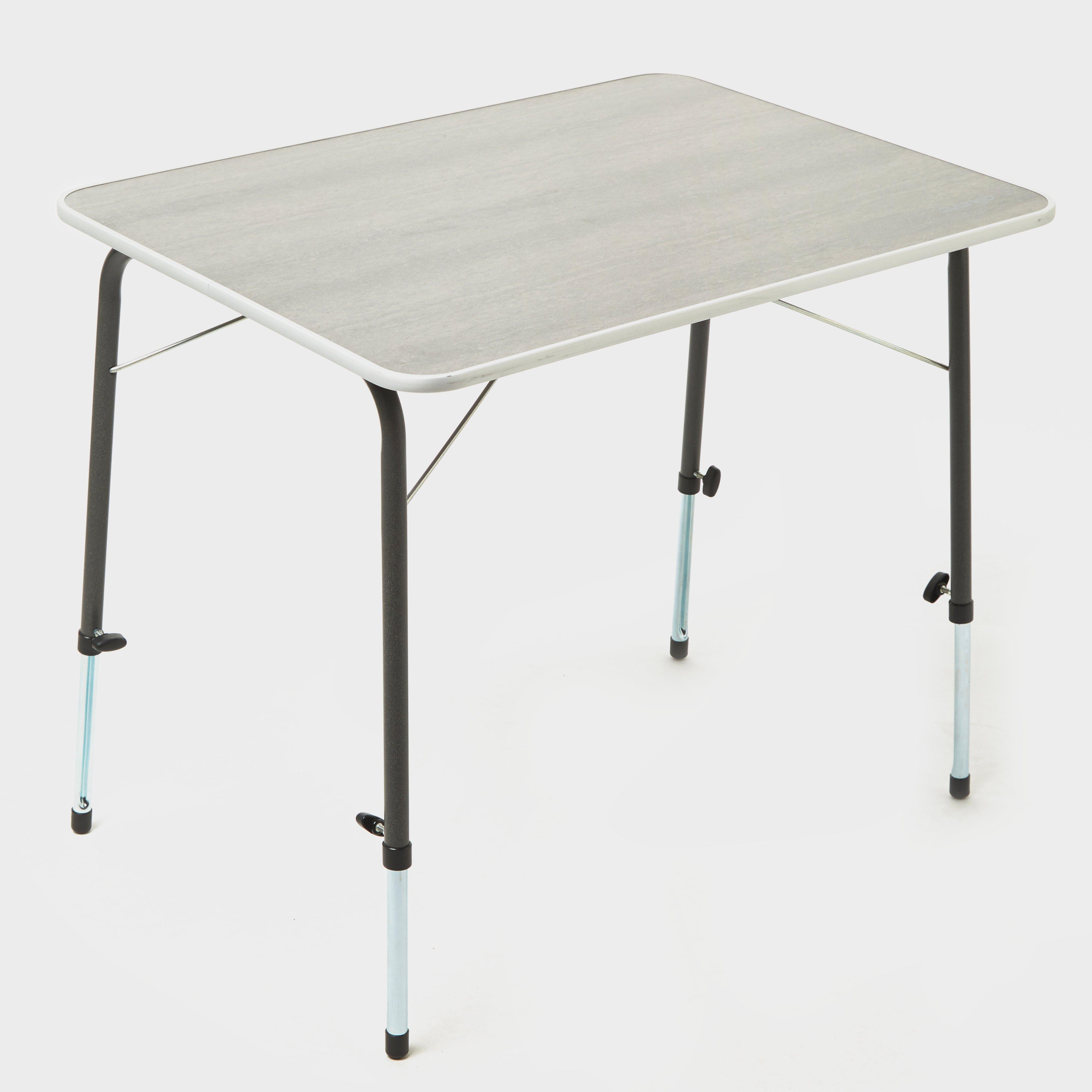 Vango Birch Camping Table - White, White