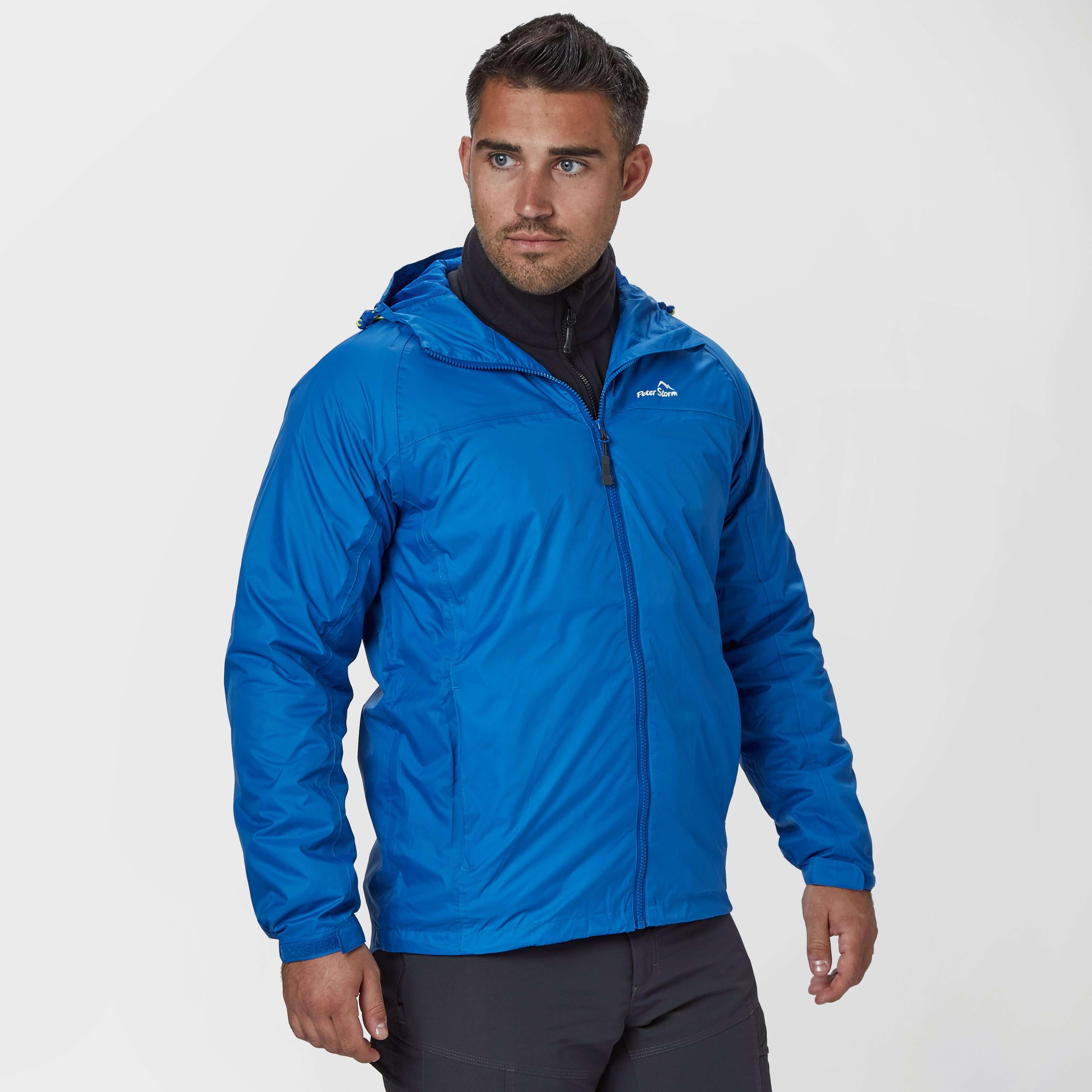 PETER STORM Men's Techlite Waterproof Jacket
