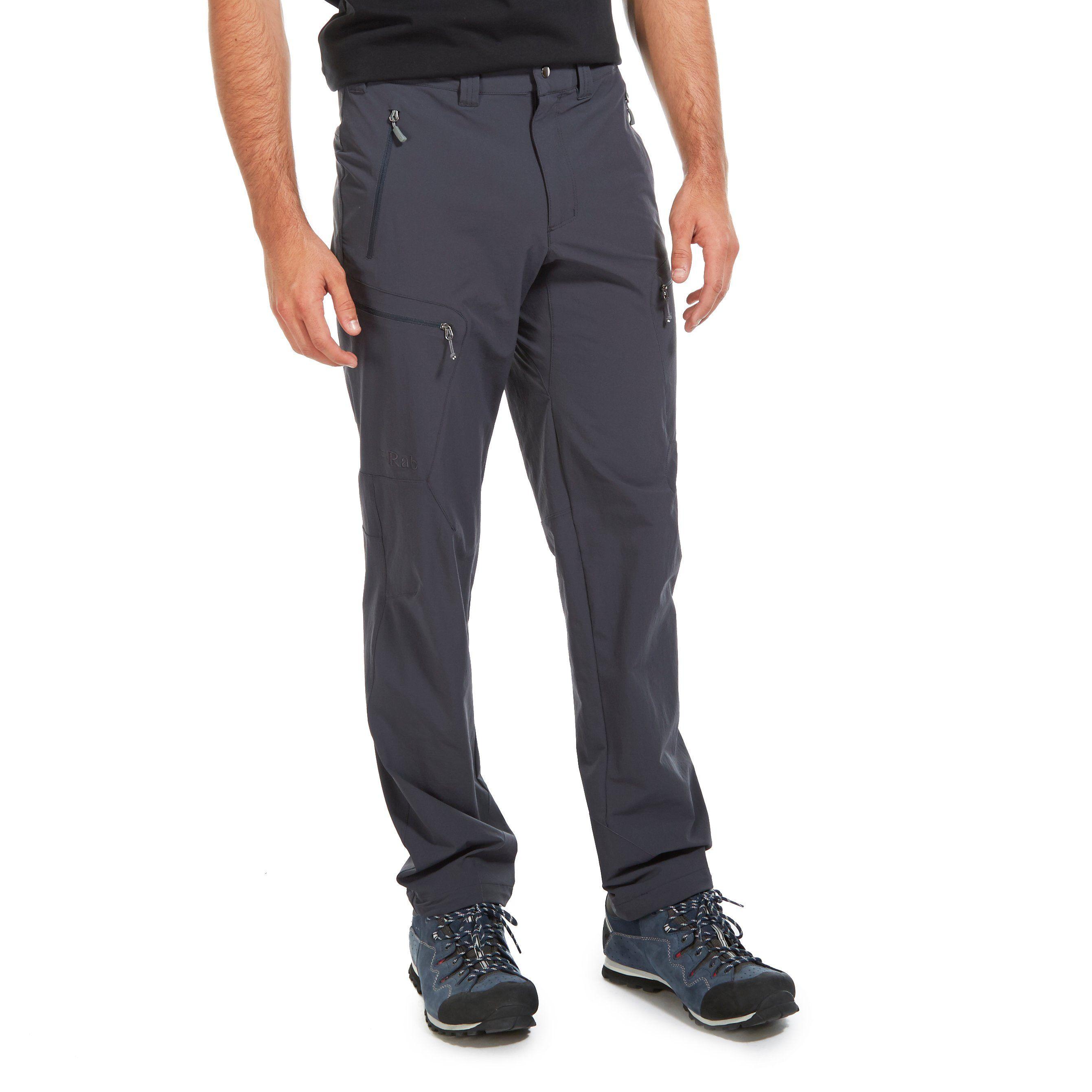 RAB Men's Sawtooth Softshell Pants