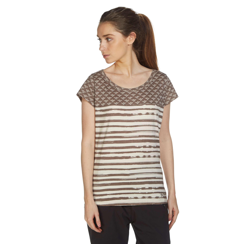 PETER STORM Women's Panel Stripe T-Shirt