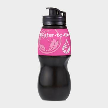 White Water-To-Go Filtered Water Bottle 750ml