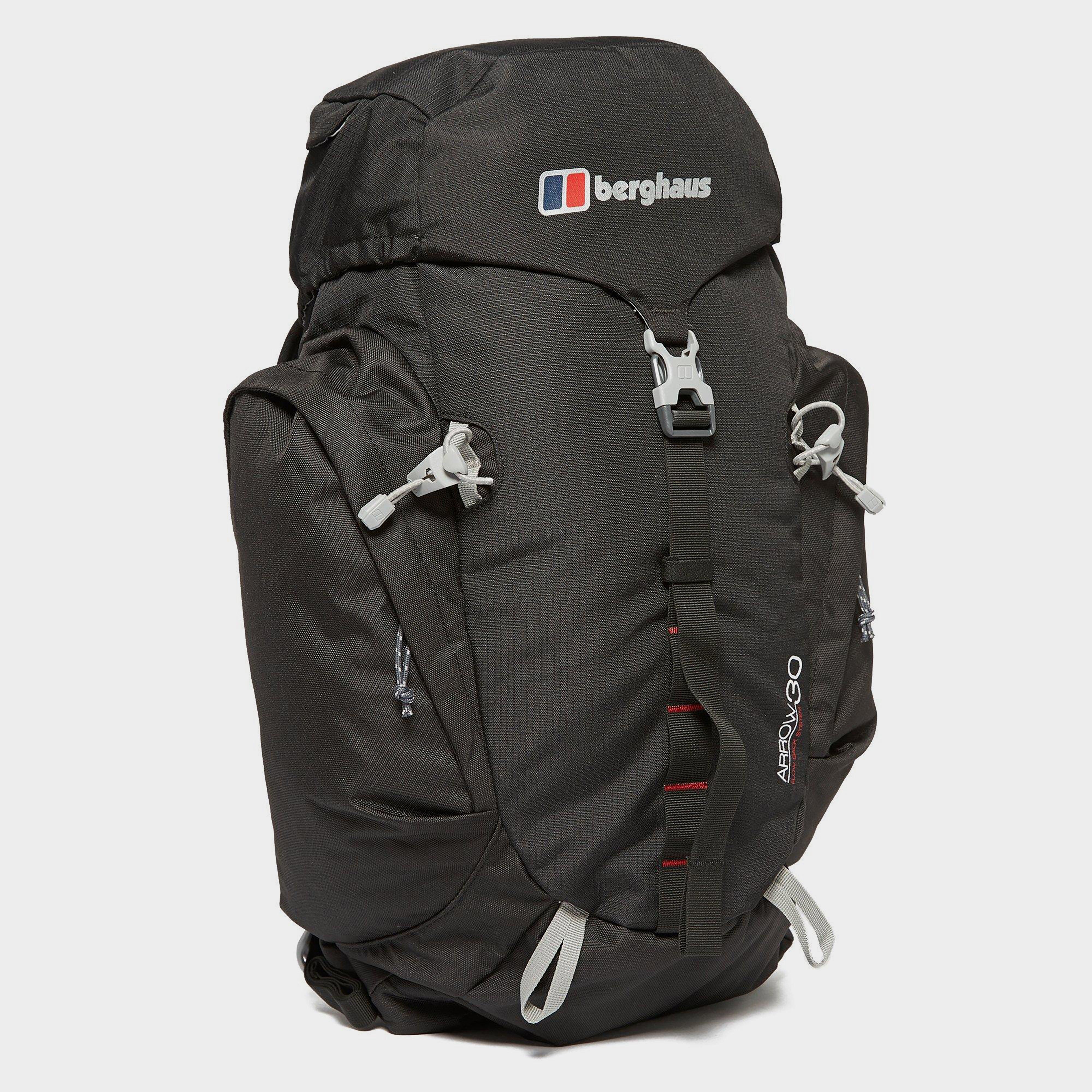 Berghaus Arrow 30 Rucksack - Black, Black