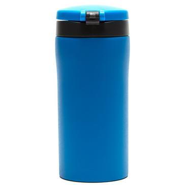 Blue LIFEVENTURE Flip Top Thermal Mug