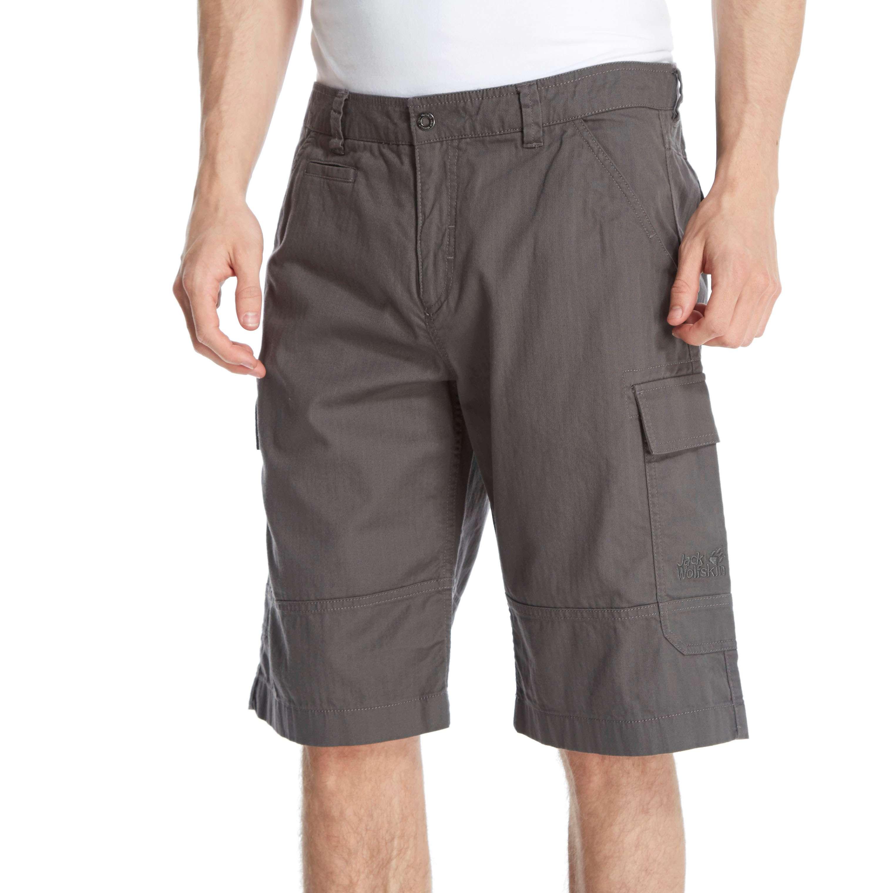 JACK WOLFSKIN Men's Cargo Shorts