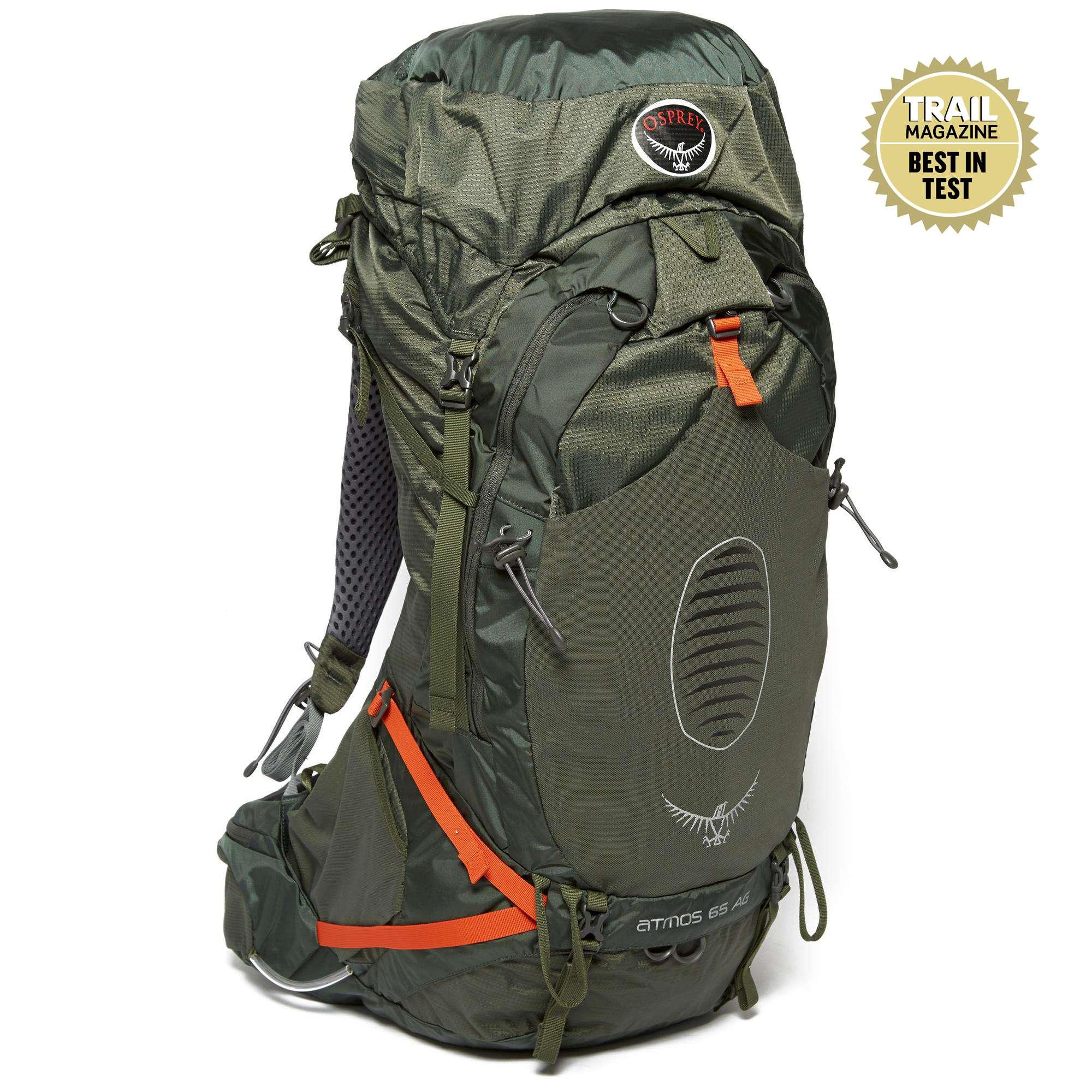 OSPREY Atmos AG 65 Backpack (Medium)
