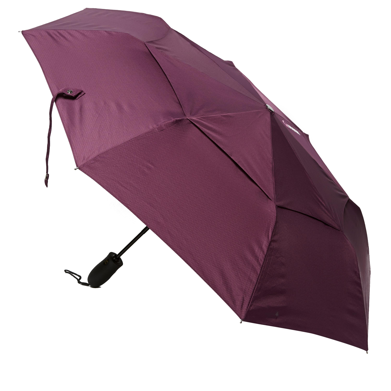 Image of Lifeventure Trek Umbrella - Purple, Purple