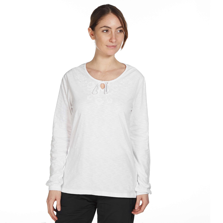 CRAGHOPPERS Women's Zanta Long Sleeve Tunic Top