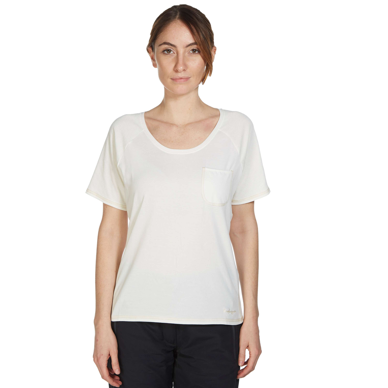 CRAGHOPPERS Women's NosiLife Base Short Sleeved T-Shirt