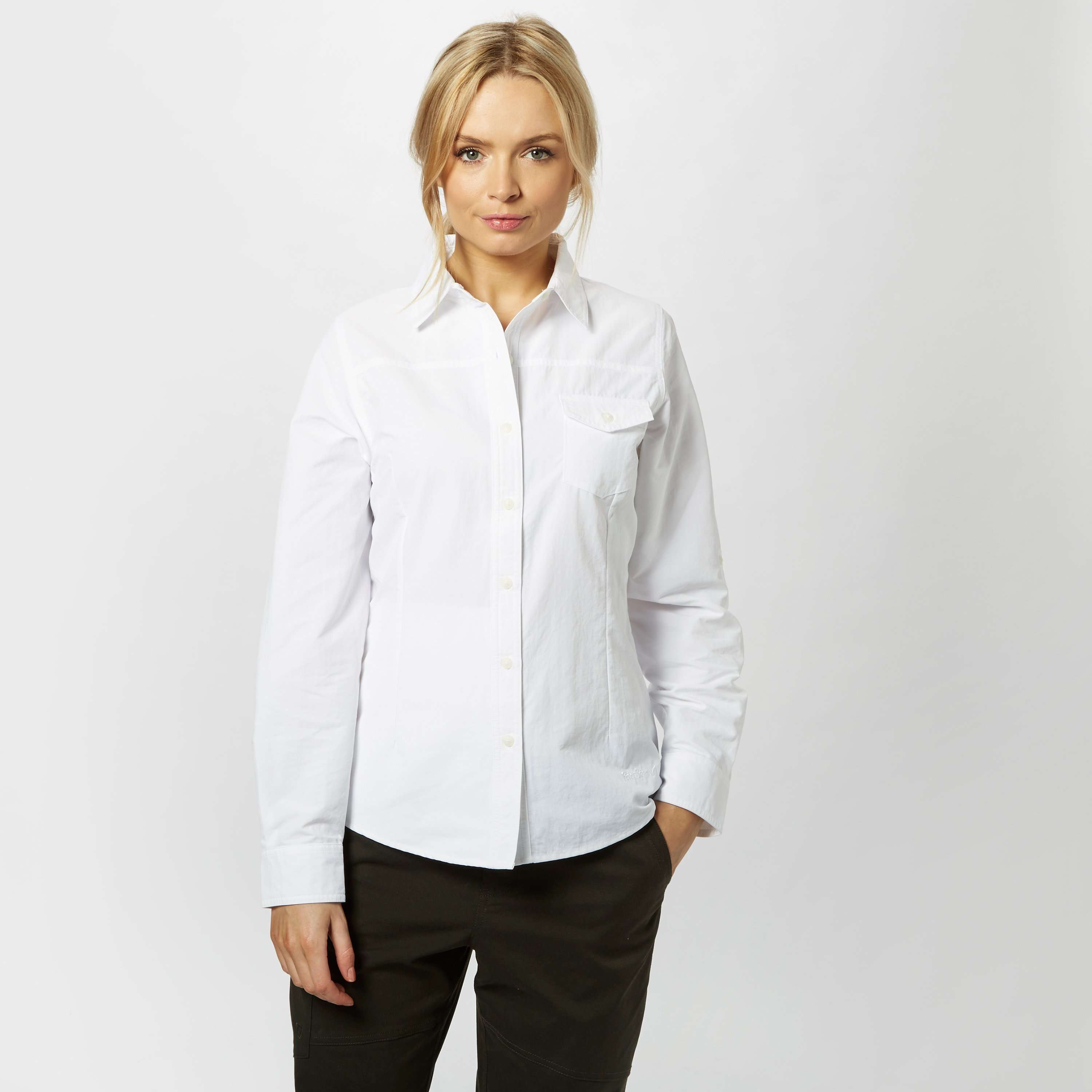 PETER STORM Women's Long Sleeve Travel Shirt