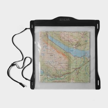 Clear Silva M30 Map Case