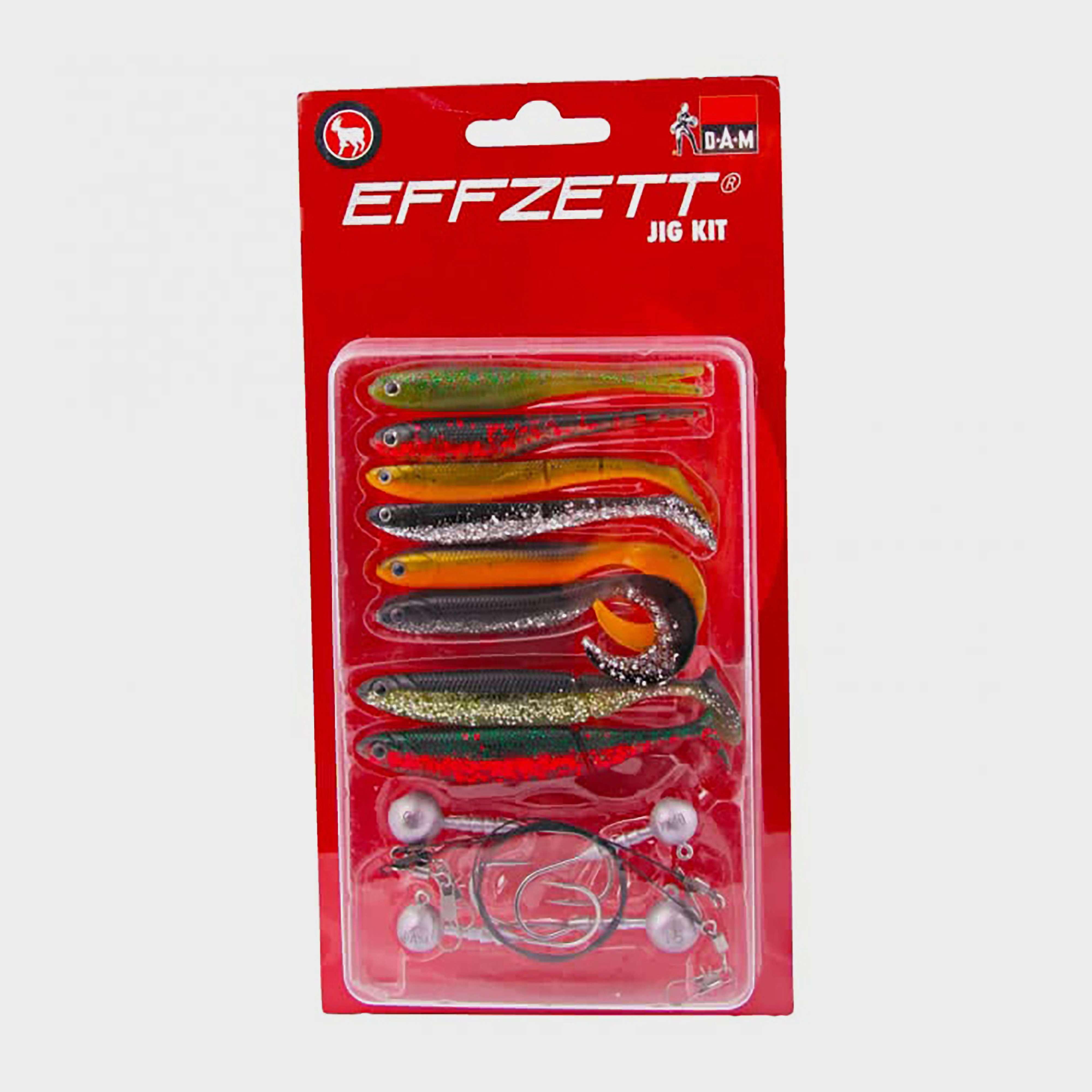 DAM Effzett® Jig Kit